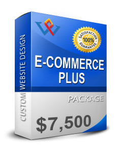 E-Commerce Web Design Price