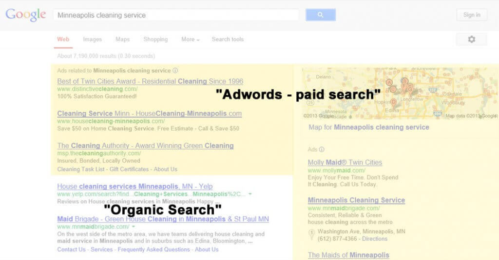 Minneapolis SEO + Online Marketing Company   Search Engine Optimization, MN