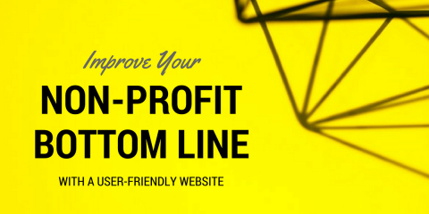 Improve Your Non-profit Bottom Line With A User-friendly Website!