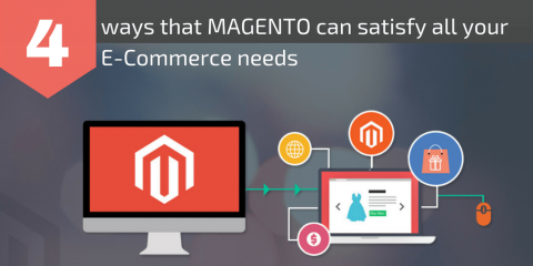 4 ways that Magento can satisfy all your e-Commerce needs