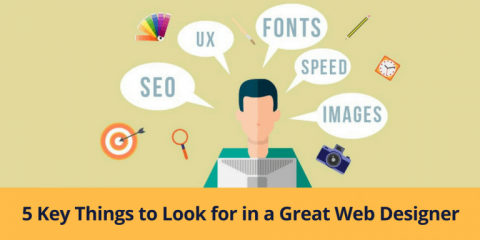 5 Key Things to Look for in a Great Web Designer: Faribault Website Design