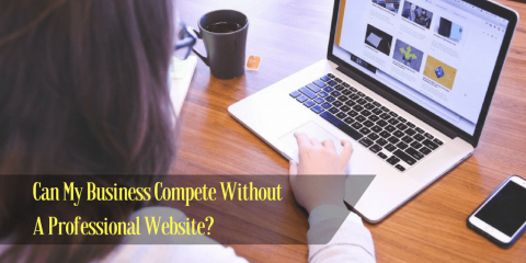 Can My Business Compete Without A Professional Website?