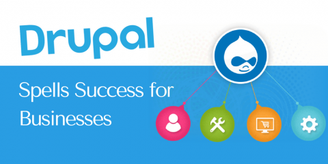 Drupal Spells Success for Businesses