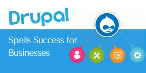 Drupal Spells Success for Businesses