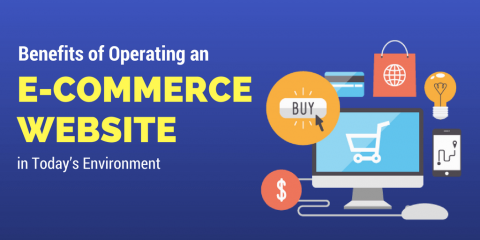 5 Key Reasons to have an E-Commerce Website