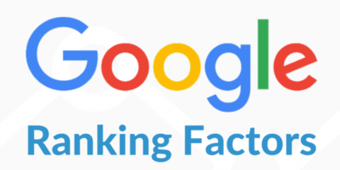 The Top Key Factors Google Uses To Rank Your Website