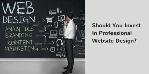 Should You Invest In Professional Website Design?